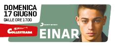 Einar arriva a Collestrada!