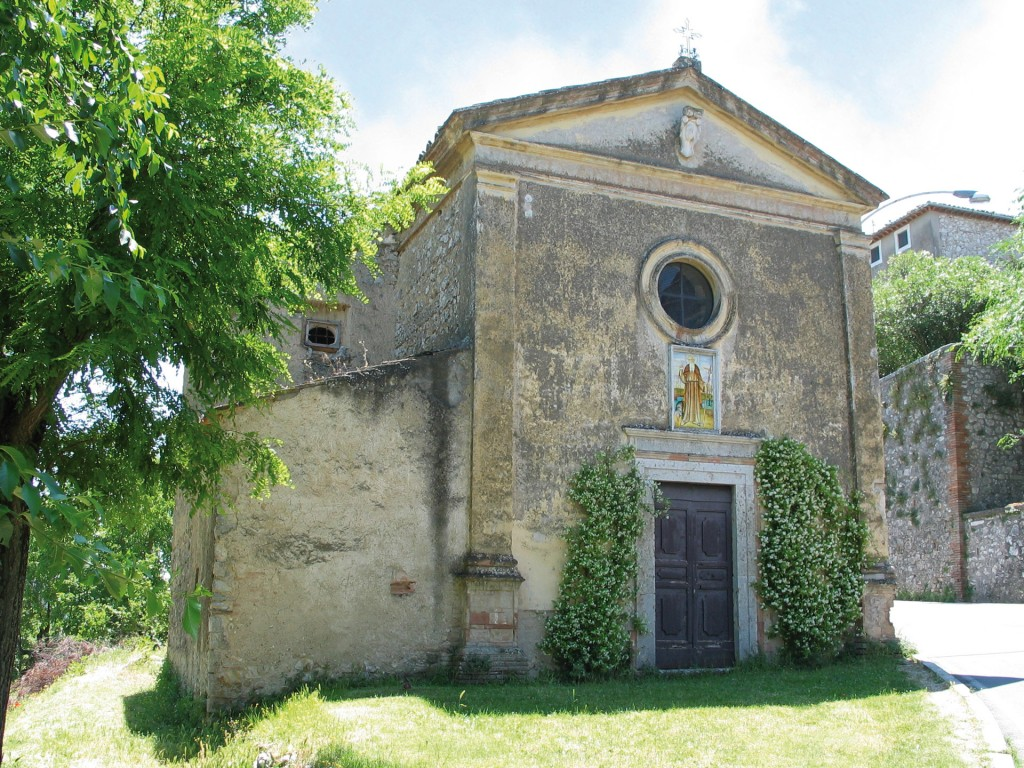 Chiesa S. Antonio a Lugnano in Teverina