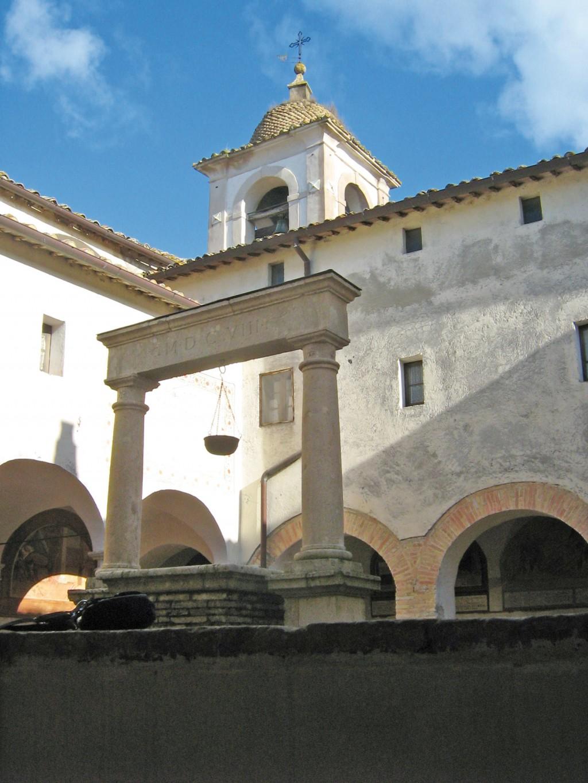 Convento di San Francesco a Lugnano in Teverina