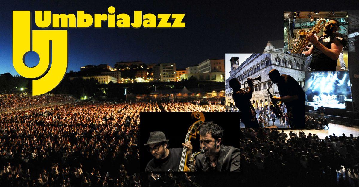 Umbria Jazz 2019 a Perugia programma aggiornato   UmbriaEventi