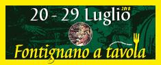 Fontignano a Tavola 2018