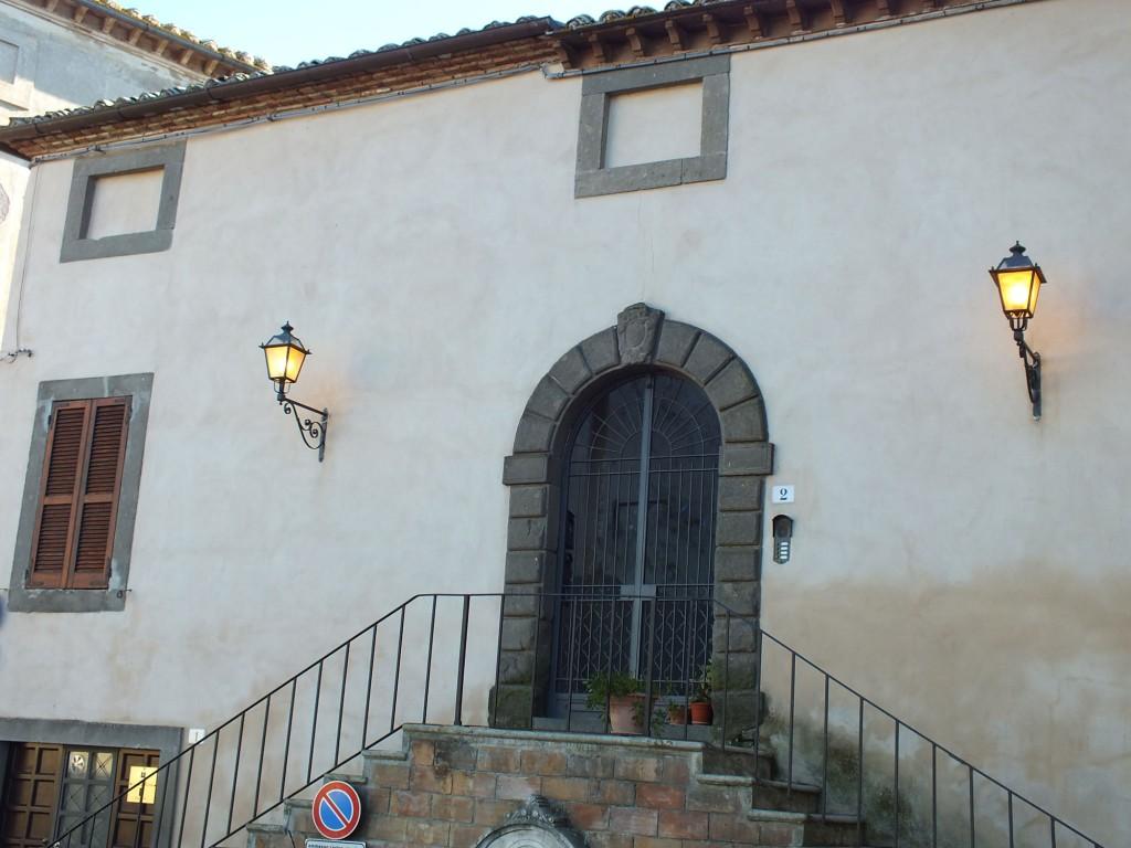 Palazzo Liviani a Lugnano in Teverina