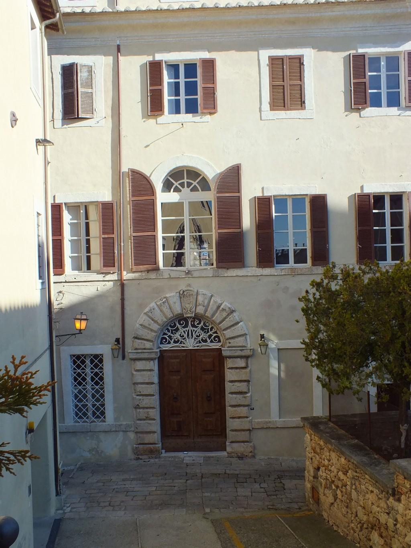 Palazzo Vennicelli a Lugnano in Teverina