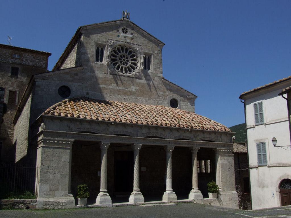 Chiesa di Santa Maria Assunta a Lugnano in Teverina