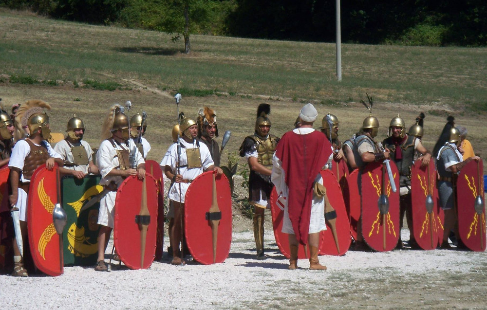 Attidium Romanum - Attiggio