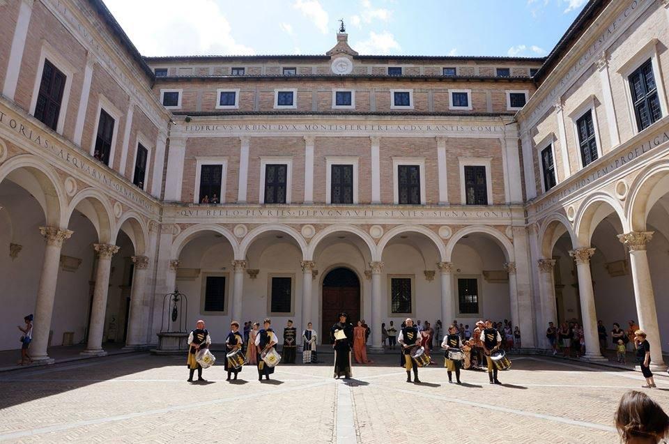 Festa del Duca - Urbino (foto Mattia Angelini)