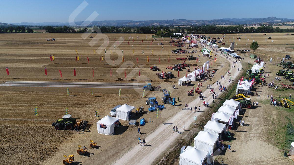 Eima Show Umbria  - Prove in Campo di Macchine per l'Agricoltura