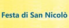 Festa di San Nicolò 2018