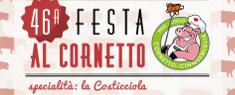 Festa al Cornetto - Specialità la Costicciola 2018