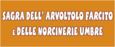 Sagra dell' Arvoltolo Farcito e delle Norcinerie Umbre 2018