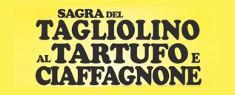 Sagra del Tagliolino al Tartufo e Ciaffagnone 2018