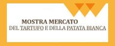 Mostra Mercato del Tartufo e della Patata Bianca 2019