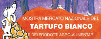 Mostra Mercato del Tartufo Bianco 2018
