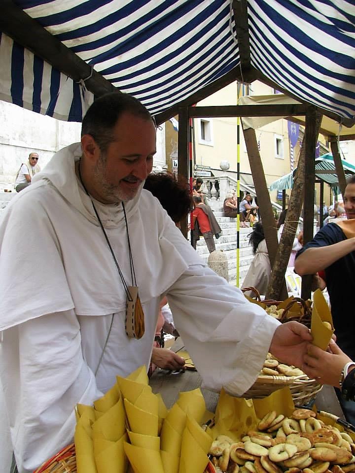 Ottava de Santo Egidio - Orte