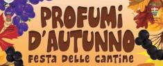 Profumi d' Autunno - Festa delle Cantine 2019