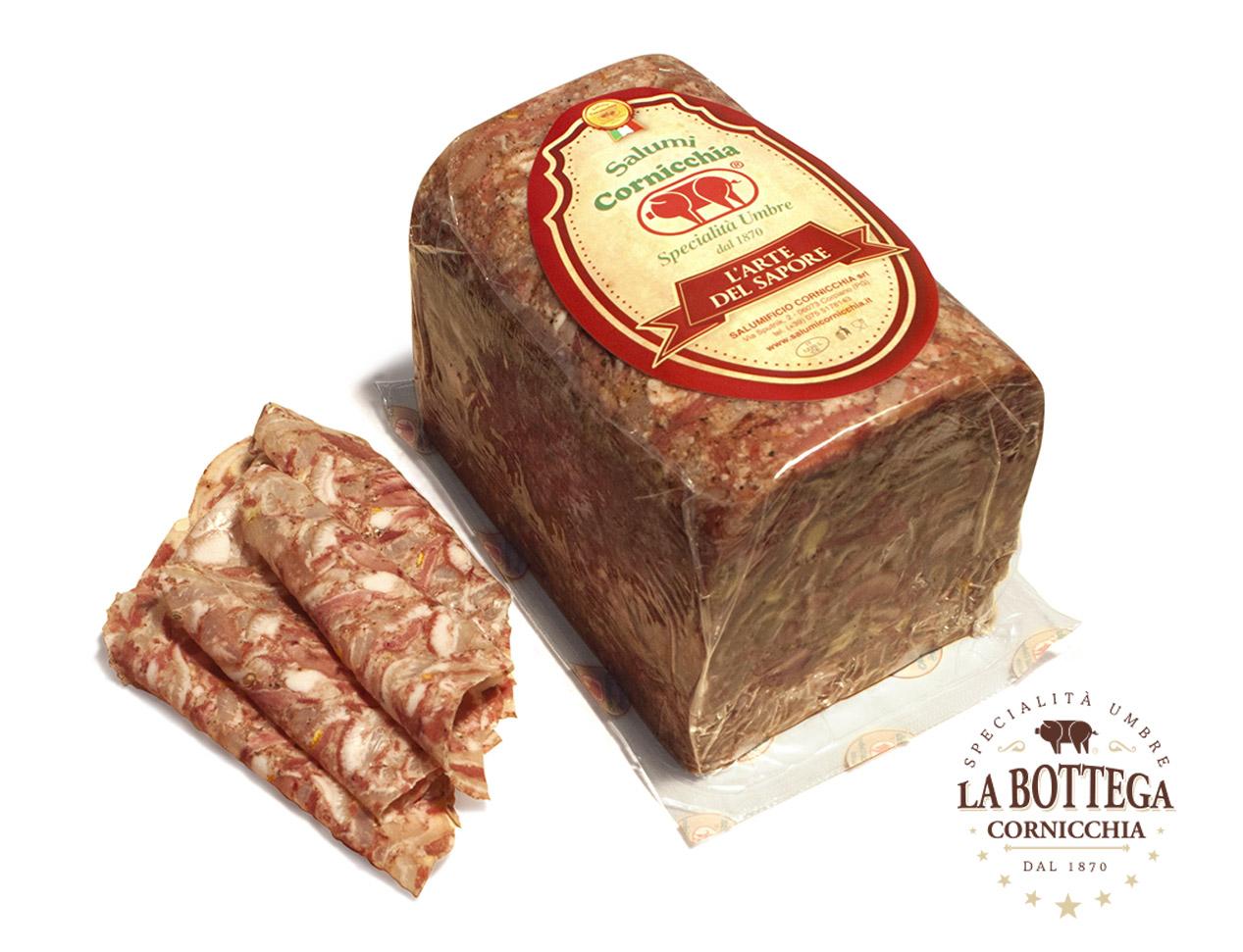 La Bottega Cornicchia - Salumificio
