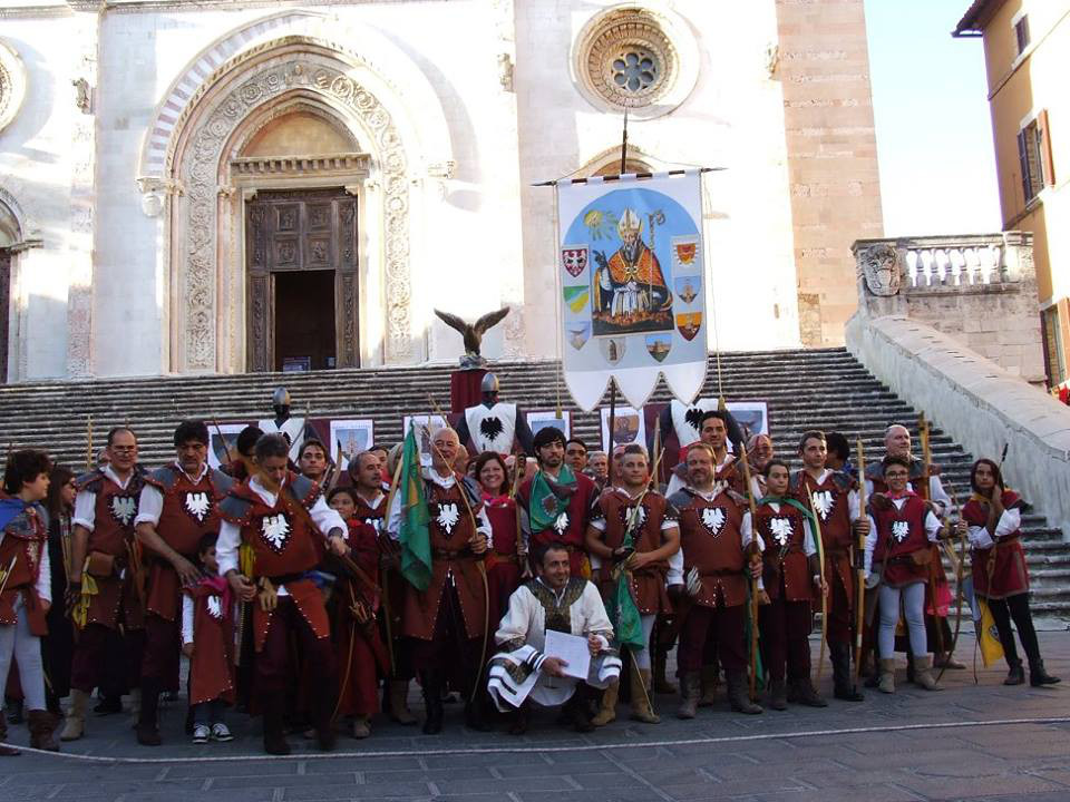 Disfida di San Fortunato - Todi