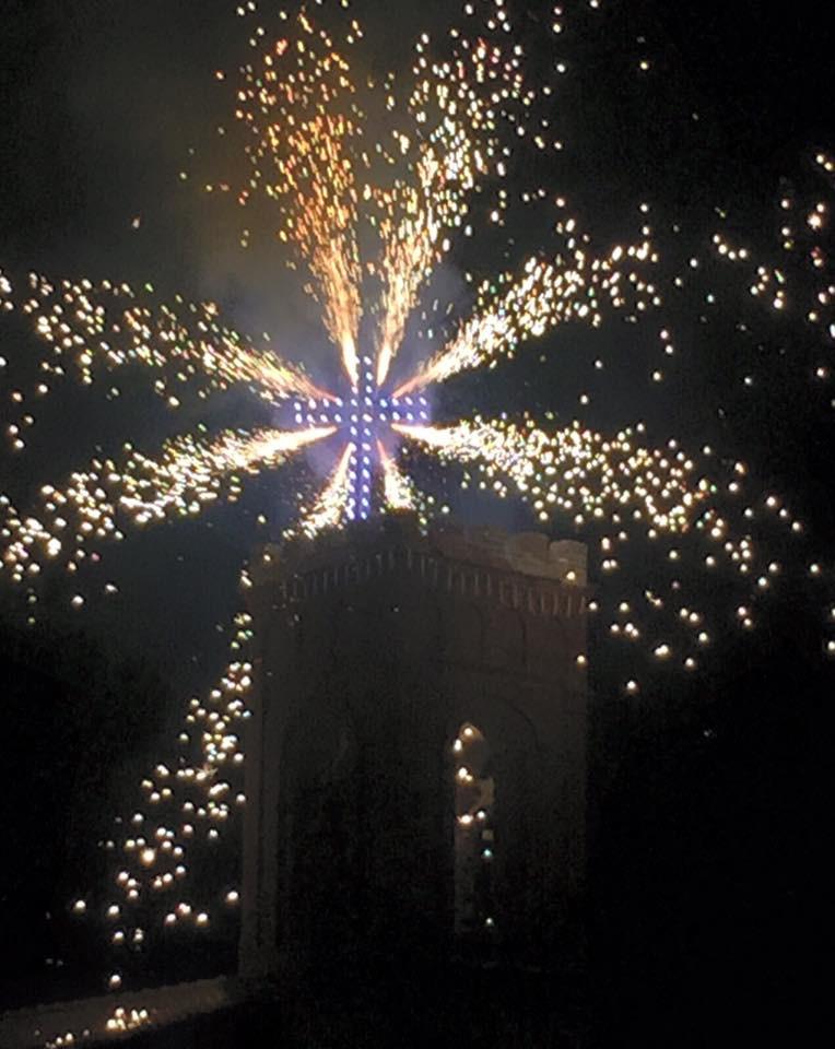 Spettacolo Pirotecnico - Festa Madonna del Busso