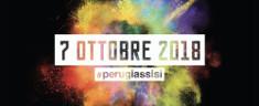 Marcia per la Pace Perugia - Assisi 2018