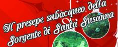 Il Presepe Subacqueo della Sorgente di Santa Susanna 2018/2019