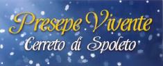 Presepe Vivente a Cerreto di Spoleto 2019/2020