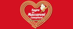 Sagra dei Maccaroni Canepinesi 2019