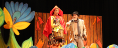 Teatro Ragazzi - Cappuccetto Rosso