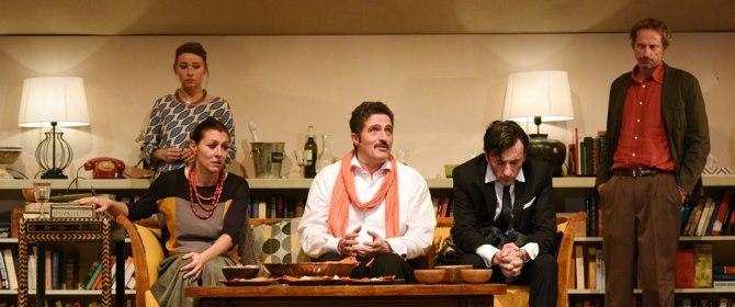 Teatro della Concordia - Le Prenom - Cena Tra Amici