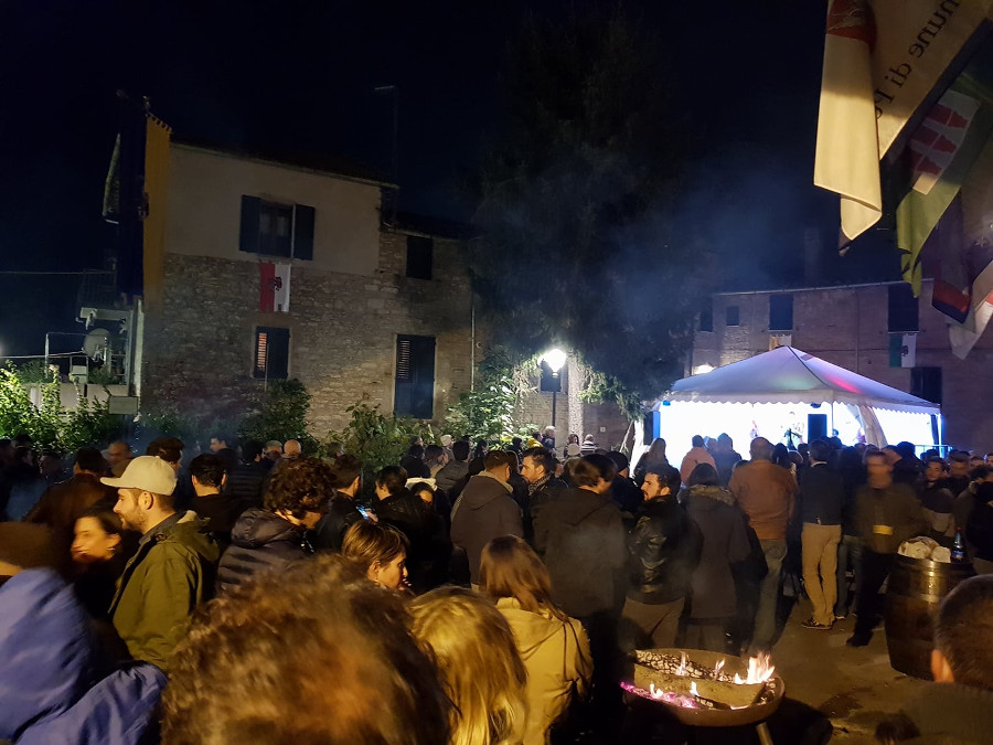 Festa del Vino e delle Castagne - San Martino in Colle