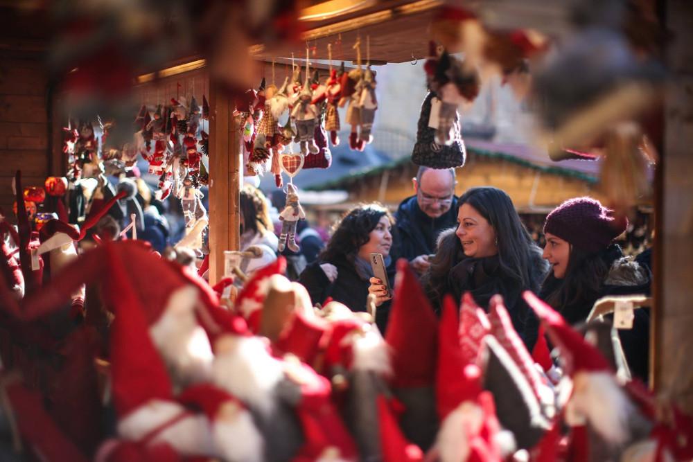 Mercatini di Natale e Villaggio Tirolese - Arezzo