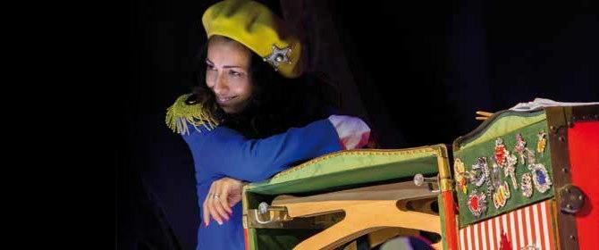 Teatro della Concordia - Syria - Perchè non canti più....