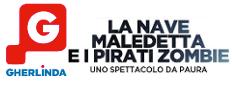 La Nave Maledetta e i Pirati Zombie al Gherlinda