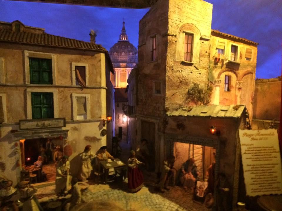 Sarteano, il Paese dei Presepi
