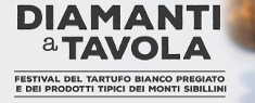 Diamanti a Tavola - Festival del Tartufo Bianco Pregiato dei Sibillini 2019