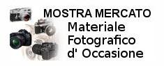 Mostra Mercato Materiale Fotografico d' Occasione 2019