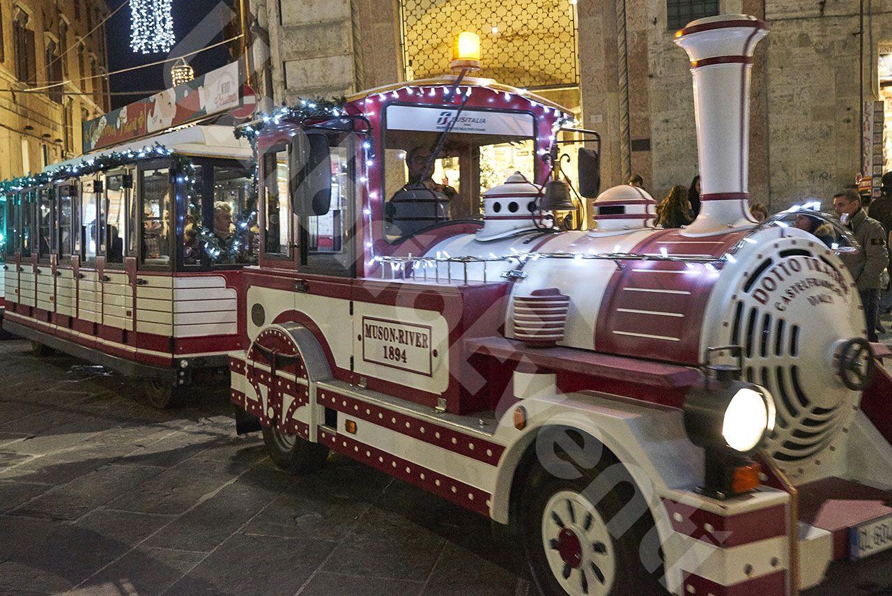 Natale in centro a Perugia