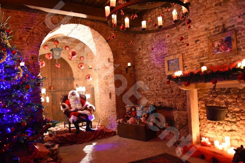 Natale Sotto La Torre