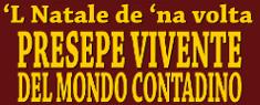 Presepe Vivente del Mondo Contadino 2018/2019