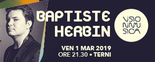 Visioninmusica - Baptiste Herbin