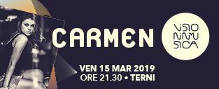 Visioninmusica - Carmen in Tour