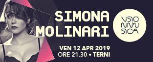 Visioninmusica - Simona Molinari