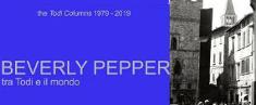 Beverly Pepper tra Todi e il mondo