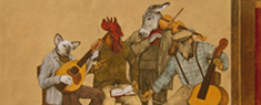 Teatro Ragazzi - I 4 Musicanti di Brema