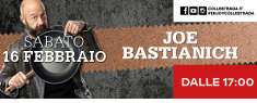 Joe Bastianch a Collestrada