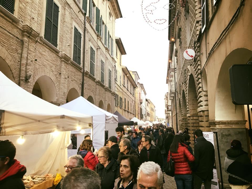 Mostra Mercato del Tartufo Bianchetto - Fossombrone