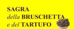 Sagra della Bruschetta e del Tartufo 2019