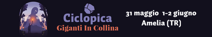 Ciclopica, Giganti in Collina 2019