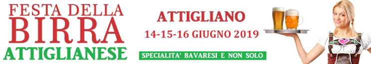 Festa della Birra Attiglianese 2019