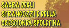 Sagra degli Strangozzi e della Crescionda Spoletina 2019