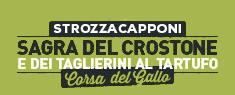 Sagra del Crostone e dei Taglierini al Tartufo 2019
